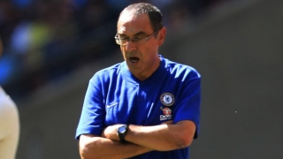 Sarri insists Chelsea one year behind Liverpool