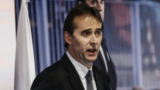 Real Madrid coach Lopetegui dismisses Messi swipe over Ronaldo exit