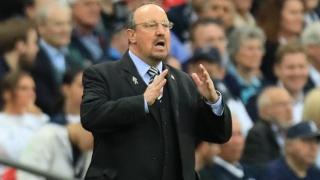 Newcastle boss Benitez: No favours for former club Liverpool