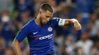 Chelsea include Hazard in squad for Boston friendly