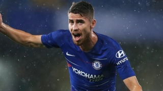 Agent: Man Utd, Liverpool also wanted Chelsea midfielder Jorginho