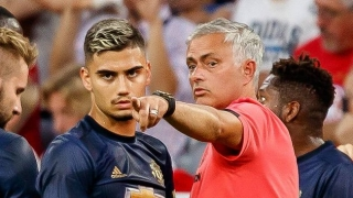 Man Utd midfielder Pereira lifts lid on Pogba, Mourinho training clash