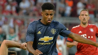 Man Utd striker Rashford reveals Macheda, Morrison an inspiration