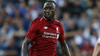 INSIDER: Liverpool midfielder Keita 'thinks he's okay'