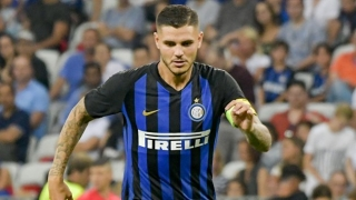 Inter Milan striker Icardi far from contract agreement, insists Wanda