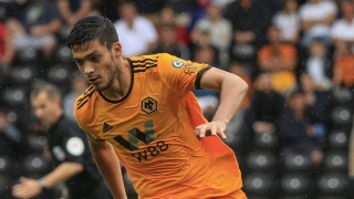 Bristol City manager Lee Johnson 'very proud' in Wolves defeat