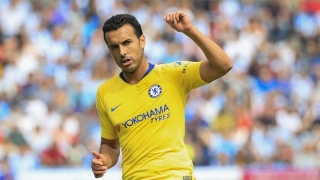 Chelsea ace Pedro sets himself ambitious goals target