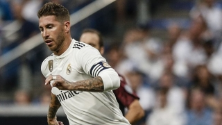 Atletico Madrid defender Lucas: Ramos has his way of thinking...