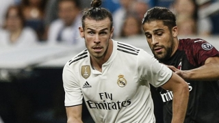 Real Madrid coach Solari: Fans will soon support Bale again