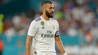 Real Madrid striker Benzema: Never give up on your dreams