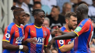 Wilfried Zaha pens bumper new Crystal Palace contract