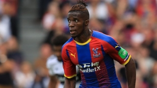 Wilfried Zaha slaps in transfer request at Crystal Palace
