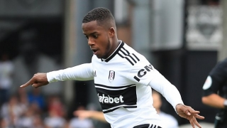 Fulham whizkid Sessegnon finds transfer speculation 'flattering'