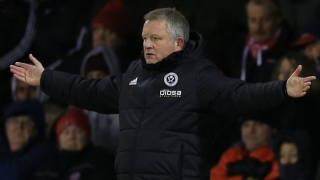 Sheffield Utd boss Wilder says Sharp ready to start