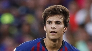 Riqui Puig thrilled to make Barcelona LaLiga debut