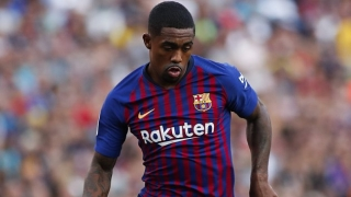 Everton, Arsenal circle as Malcom agent arrives in England