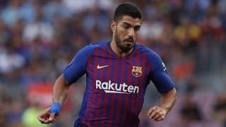 Barcelona coach Valverde happy to rest Suarez for Spurs