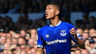 Everton forward Richarlison defends criticism of Messi-style celebration