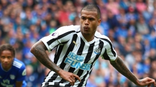 Newcastle manager Benitez explains health reason for Kenedy withdrawal