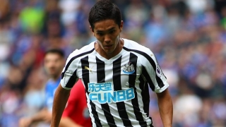 Bundesliga four in Newcastle contact for Yoshinori Muto
