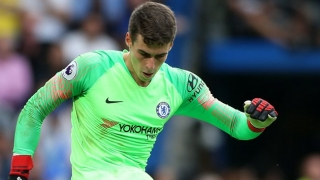 Spain keeper coach Ochotorena convinced Kepa good competition for Man Utd's De Gea