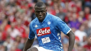 Man Utd  locked in Napoli talks over January Koulibaly deal