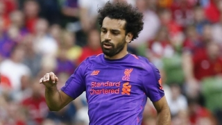 Odemwingie: Liverpool striker Salah could reach Weah level