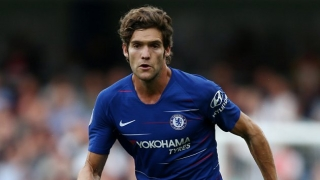 Chelsea fullback Marcos Alonso waits on Atletico Madrid agreement