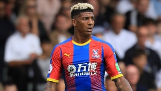 Crystal Palace fullback Patrick van Aanholt: I've loved every moment here