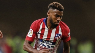 Atletico Madrid chief denies claims Lemar could leave