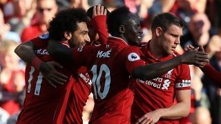 ​Liverpool felt relief with Napoli win - Klopp