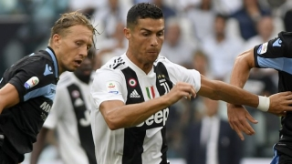 Juventus forward Ronaldo 'one of the best of all time... simple as that' - Mourinho