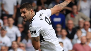 Fulham striker Mitrovic: Shearer always my hero