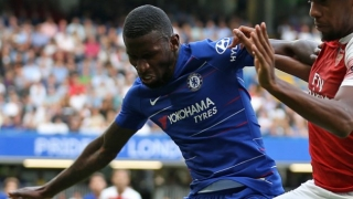 WATCH: Rudiger clashed with Chelsea fan during apology gesture