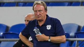Cardiff boss Warnock explains dropping Sala pursuit