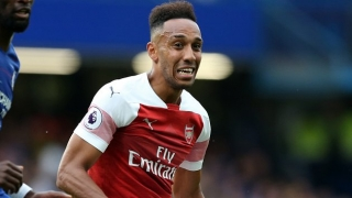 Arsenal striker Aubameyang: We want to win for Mkhitaryan