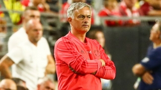 Derby boss Lampard admits Man Utd rival Mourinho 'sackable'