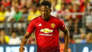 Martial minders playing hardball over Man Utd contract talks