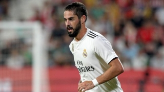 No way back: Isco faces being dumped by Real Madrid