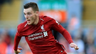 Liverpool fullback Robertson: We've been waiting for Champions League return