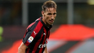 AC Milan midfielder Biglia happy to be back