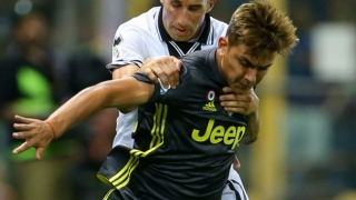 Juventus coach Allegri: Dybala will be better for Frosinone run