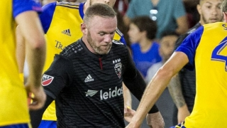 DC United striker Rooney admits Man Utd ambitions