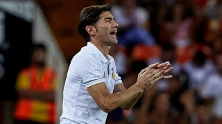 Valencia coach Marcelino proud to reach Copa final: For my father