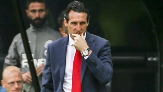Arsenal boss Unai Emery sets team two big targets
