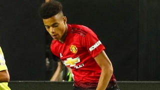 WATCH! Man Utd fans call for Greenwood call-up after Norwich brace
