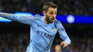 ​Portugal coach Santos offers support to Man City midfielder Bernardo Silva