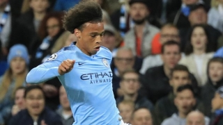 Man City winger Sane delighted with Hoffenheim free-kick