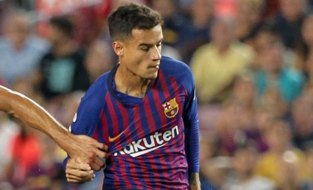 Chelsea in talks with Barcelona for £100M Coutinho