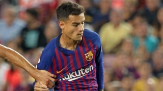 Barcelona coach Valverde: You can see Coutinho persevere